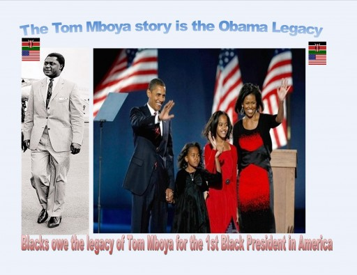 Tom Mboya Celebration in Memphis Commemorates Obama Legacy Starting 60 Years Ago on Aug 15